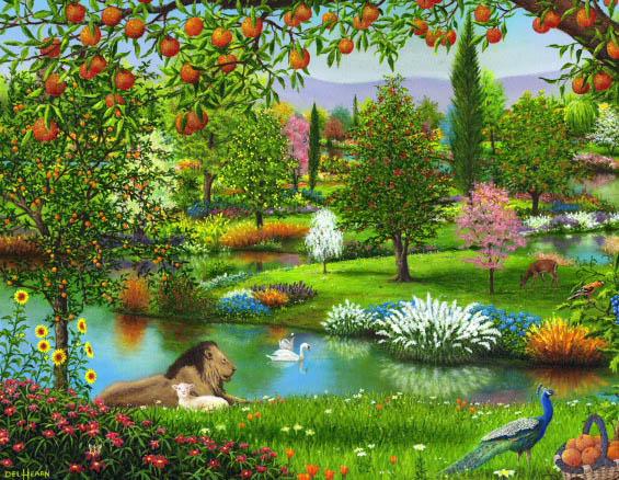 garden of eden vs garden of